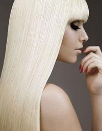 Маску для волос с желатином наносить на сухие или влажные волосы