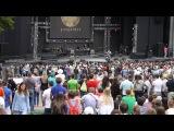 СЛОВЕЦКИЙ - МОСКВА | Зелёный театр 18.07.13