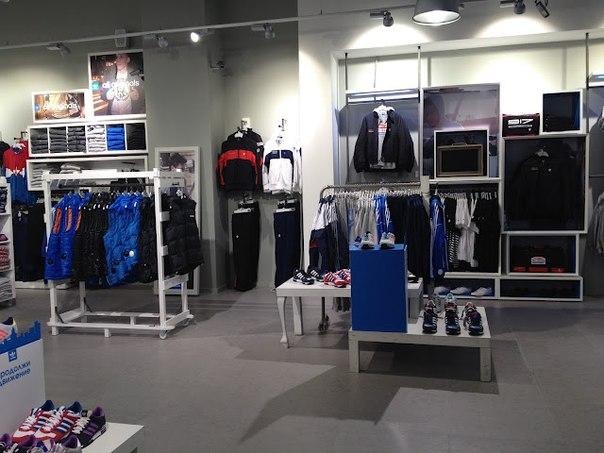 """Это наш новый фирменный магазин adidas Originals, который открылся в ТРЦ  """"Золотой Вавилон """" на проспекте Мира."""