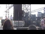 Mikelangelo Loconte avant La Nuit Des Hits (Juan les Pins, 09.07.2013)