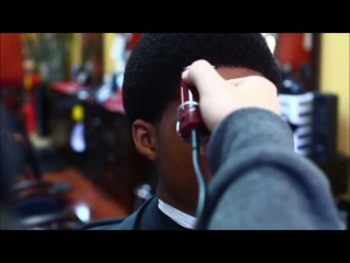 THE AFRO SHAPE UP   HIGH TOP FADE   BOX CUT   GUMBY   HD - TIMELESS BARBERS