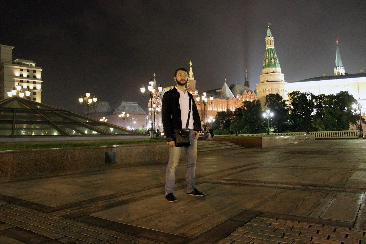 Даниил Грузинов, Москва - фото №6
