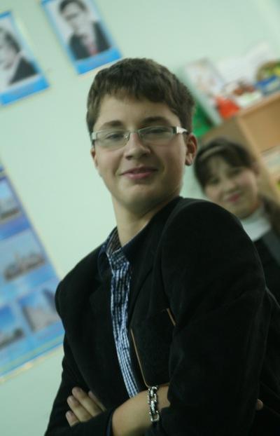 Сергей Семенченя, 31 марта 1999, Волхов, id214822740