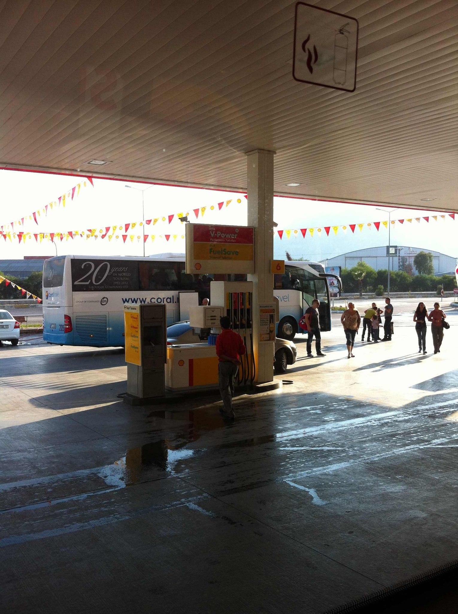Бензин в турции