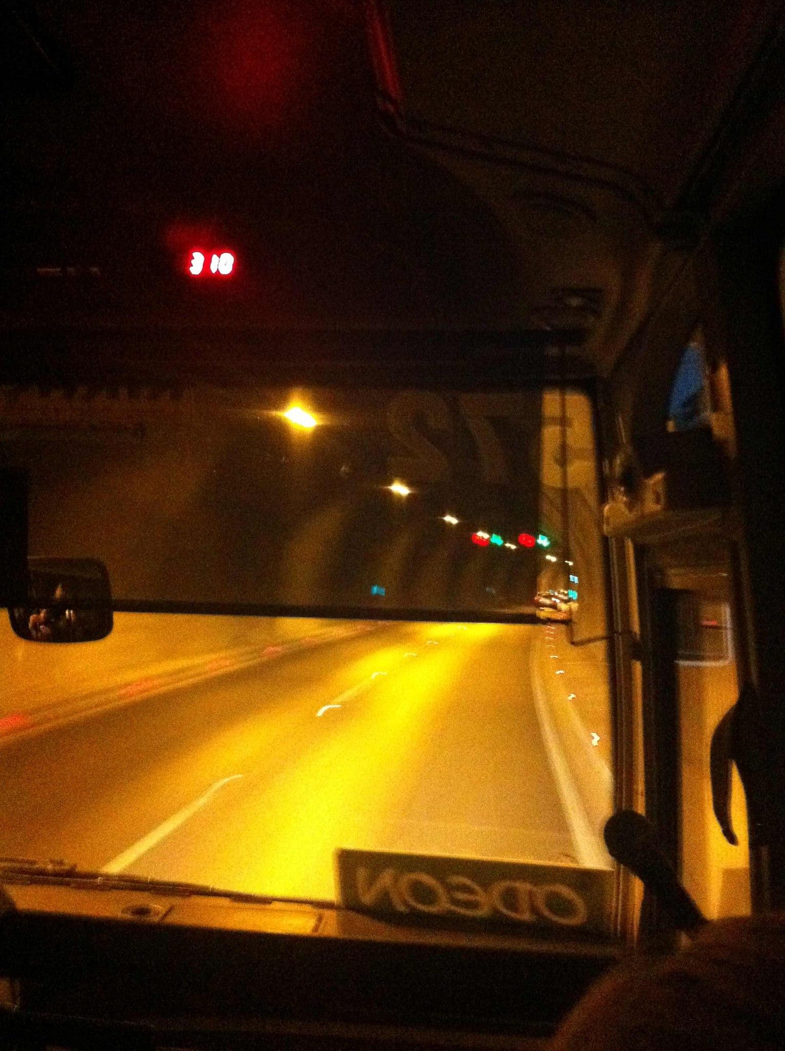тоннель турция