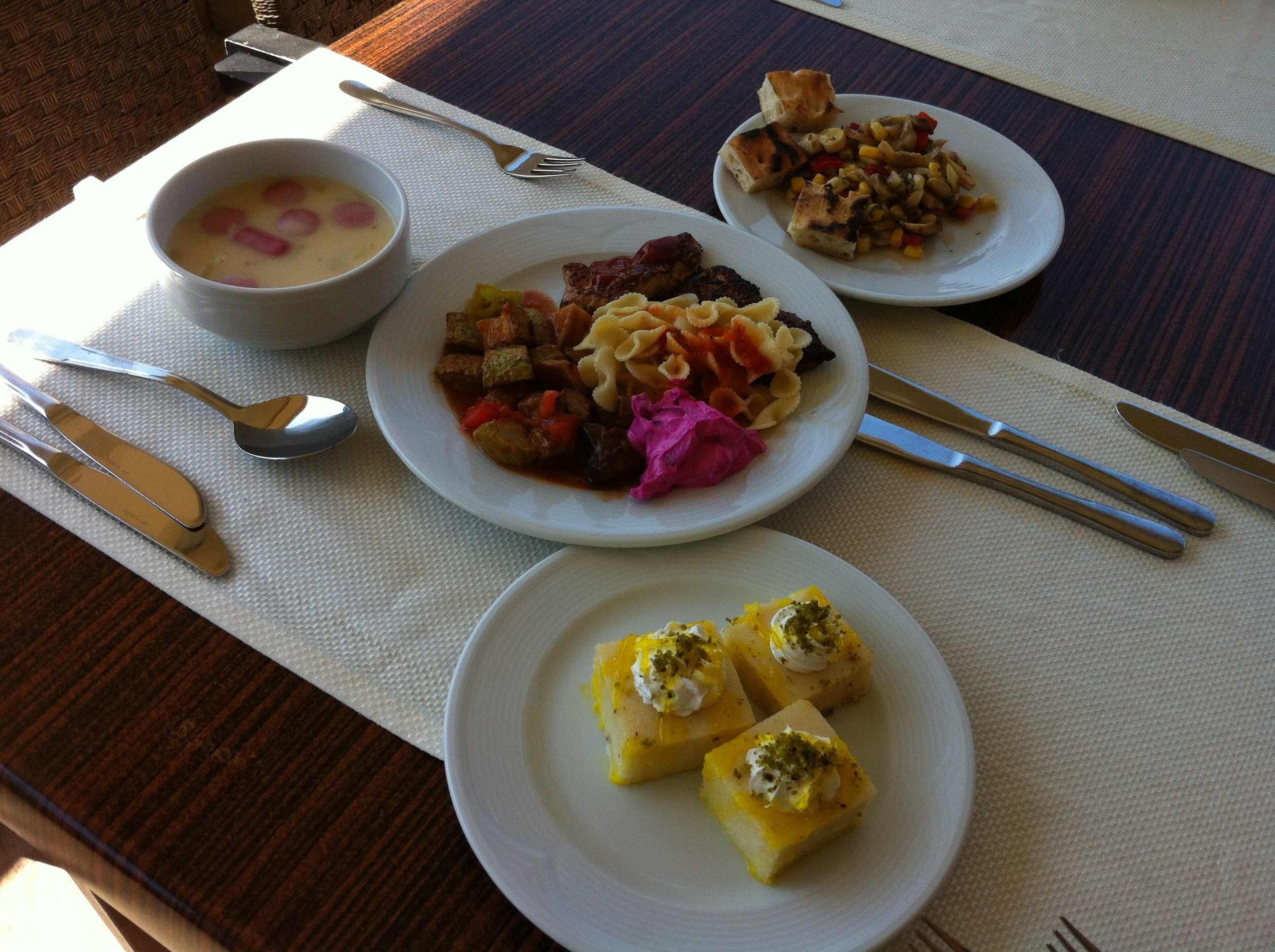 Еда ресторан турция loceanica