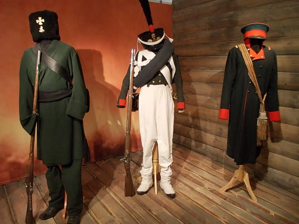 Музей истории москвы строение № 1