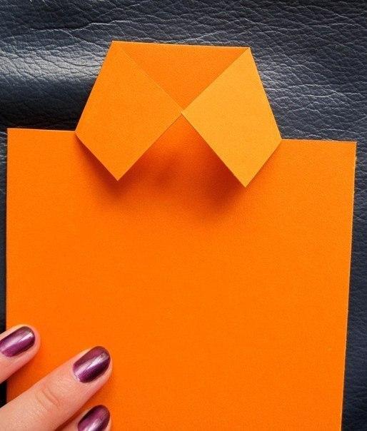 Делаем конверты своими руками