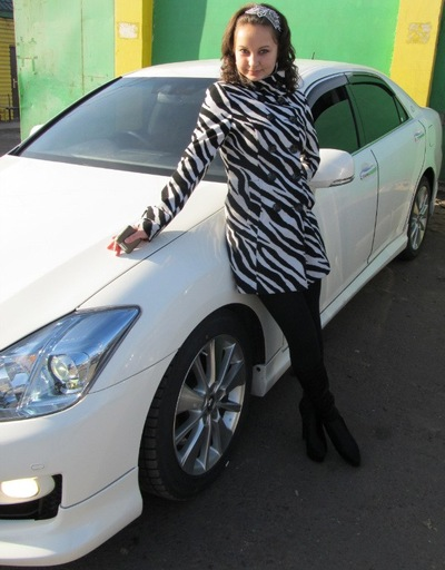 Кристина Фомина, 23 октября , Краснодар, id142230021
