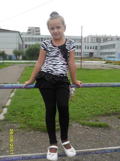 Катя Полякова, Красноярск, id199675500