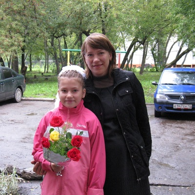 Валентина Глебочкина, 1 августа , Саранск, id108625164