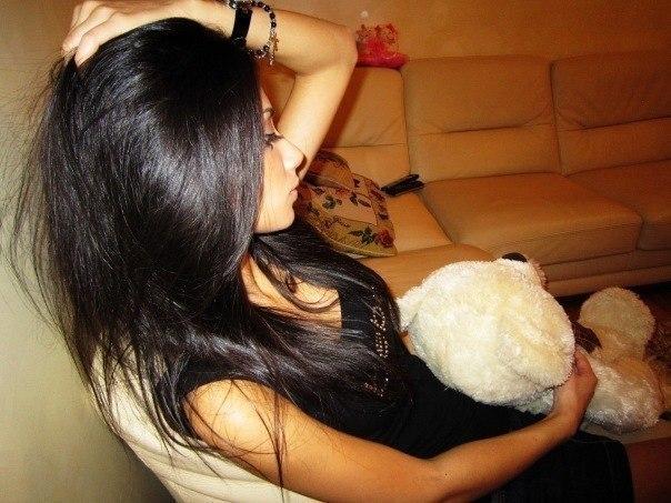 Фото кавказская девушка на аву в