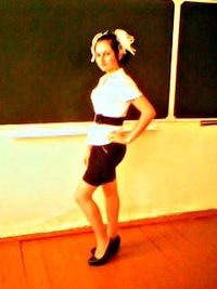 Ирина Мелещук, 18 марта 1998, Уссурийск, id211064591