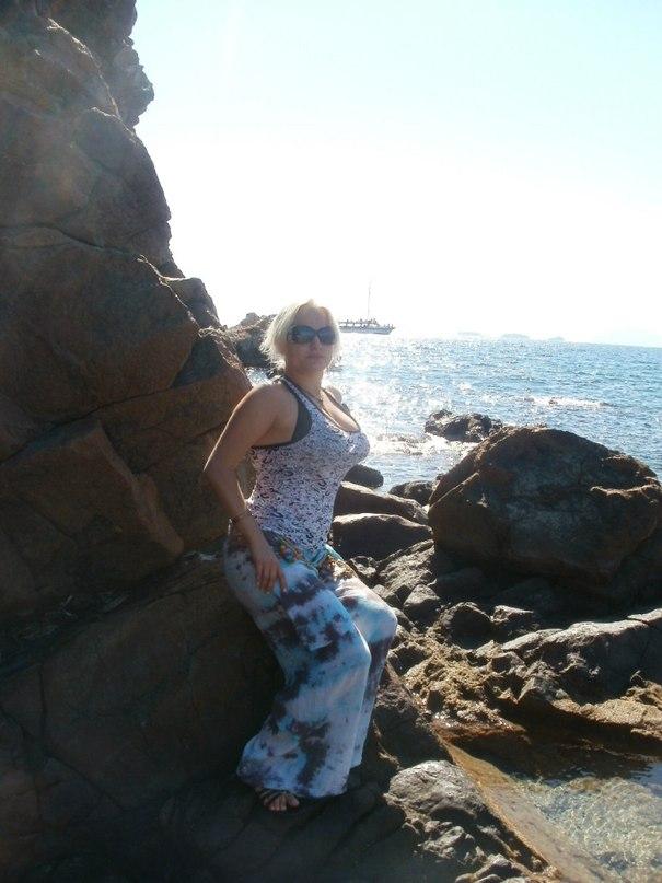 Мои путешествия. Елена Руденко. Остров Фасалис. 2011 г. 3aQQYD_MuY8