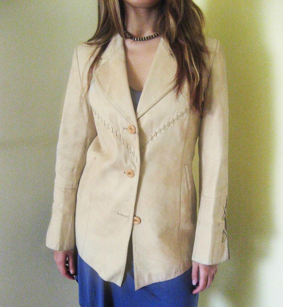 Продать кожаную куртку
