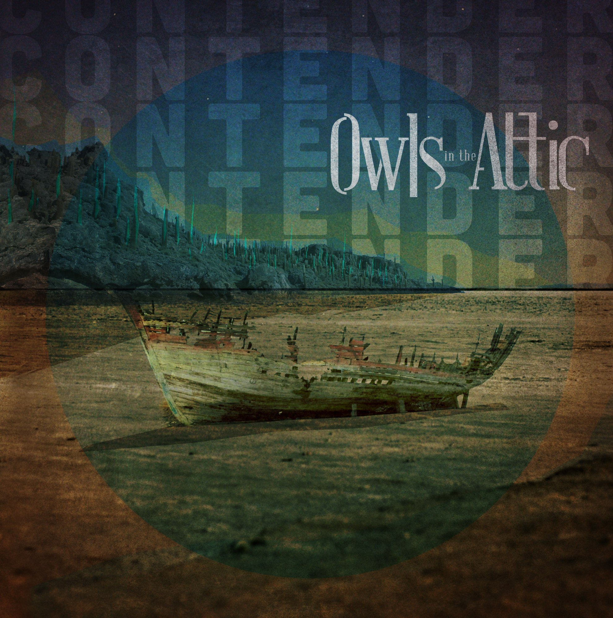 Owls In The Attic - Contender [EP] (2012)