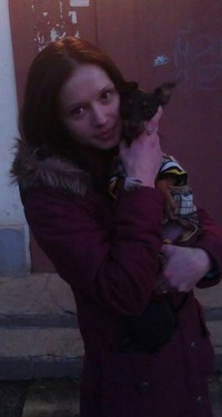 Анна Дмитриева, 4 февраля 1996, Санкт-Петербург, id55947073