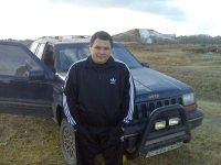 Кирилл Павлов, Щучинск