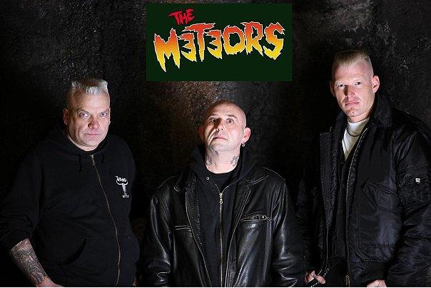 03.03 the METEORS в Петербурге!!!