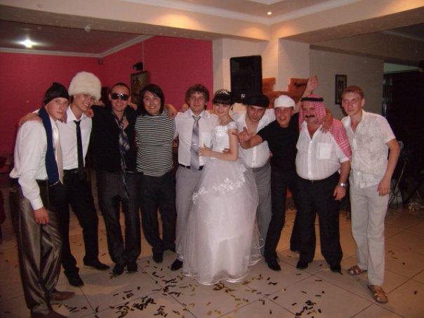 Вся братия и Невеста