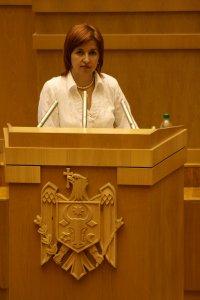 Ирина Влах, Комрат