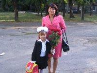 Юлия Полунина (Чиж), 16 декабря 1977, Горловка, id8538485
