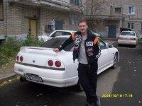 Евгений Мухин, 19 ноября 1988, Комсомольск-на-Амуре, id8256350
