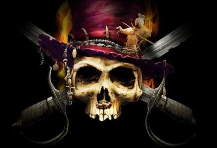 Пиратский квест в «четверке»