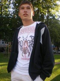 Андрей Корх, 28 августа , Калуш, id41464611