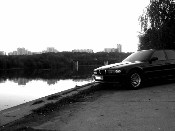 BMW E38 Club - личный психоаналитик. спасибо бэхе семерке.