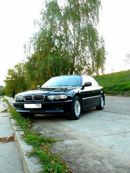 BMW E38 Club - МоИ