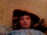 Мурат Бекмухамедов, 26 сентября , Москва, id73899618