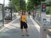 Nelly Adamian, Strasbourg