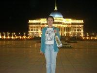 Жанат Нурпеисова, Туркестан