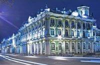 Государственный Эрмитаж в Санкт-Петербурге, один из крупнейших художественных и культурно-исторических музеев мира.