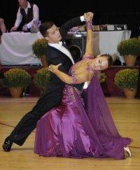 Фигурный вальс – танец, популярный в СССР (фото