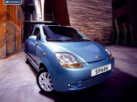Фотографии Chevrolet Spark на сайте Автомобили мира.