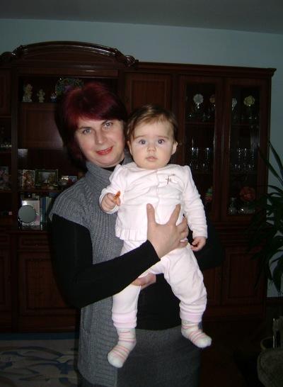 Марія Красножон, 14 февраля 1969, Ратно, id52404264