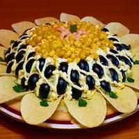 Вкусные салаты, рецепты приготовления салатов с фото