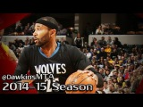 Mo Williams Full Highlights 2015.01.13 at Pacers - Career-High 52 Pts, CRAZY Shooting!