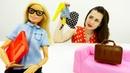 Барби устраивается на работу - Видео для девочек