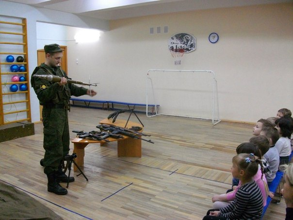 Ученикам воскресной школы раздали оружие и бронежилеты - Страница 3 8P2-zPFWwCw
