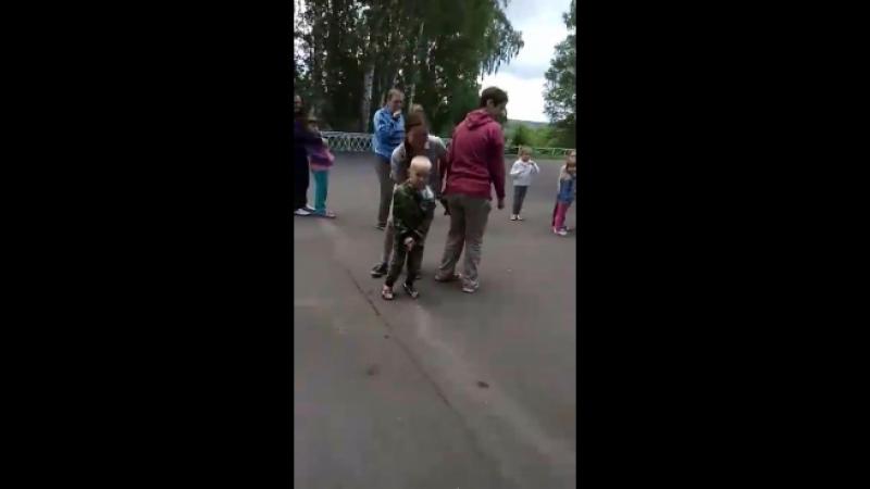 Конкурс Джентельмен на Турбазе Березово