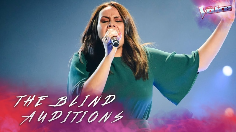 Blind Audition: Maddison McNamara sings I Will Always Love You | The Voice Australia 2018
