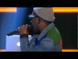 Tinie Tempah ft. Omar - Written In The Stars - The Voice Norway 2012 HQ
