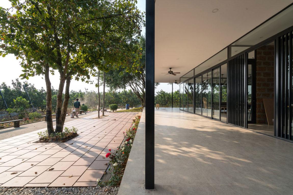 Частный дом во Вьетнаме