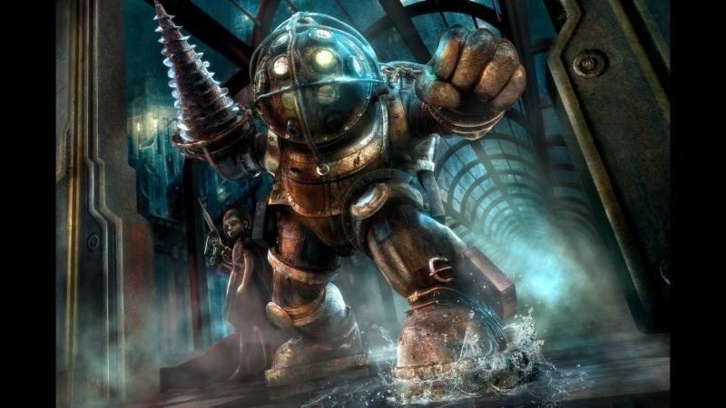 Bioshock - Знакомство с Сандэром Коэном и его произвидением искусства.