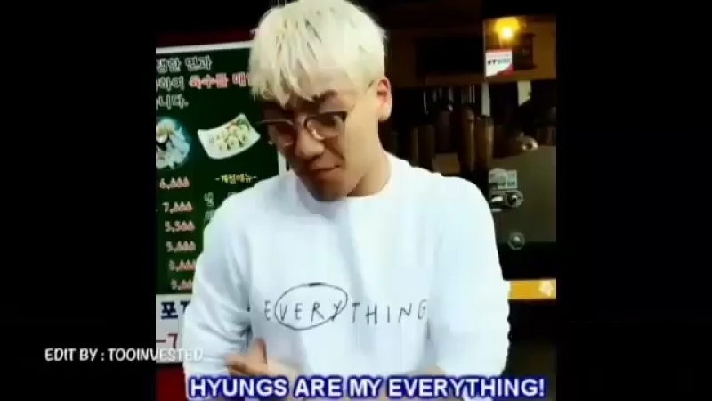 BTS X BIG BANG ( Seungri )