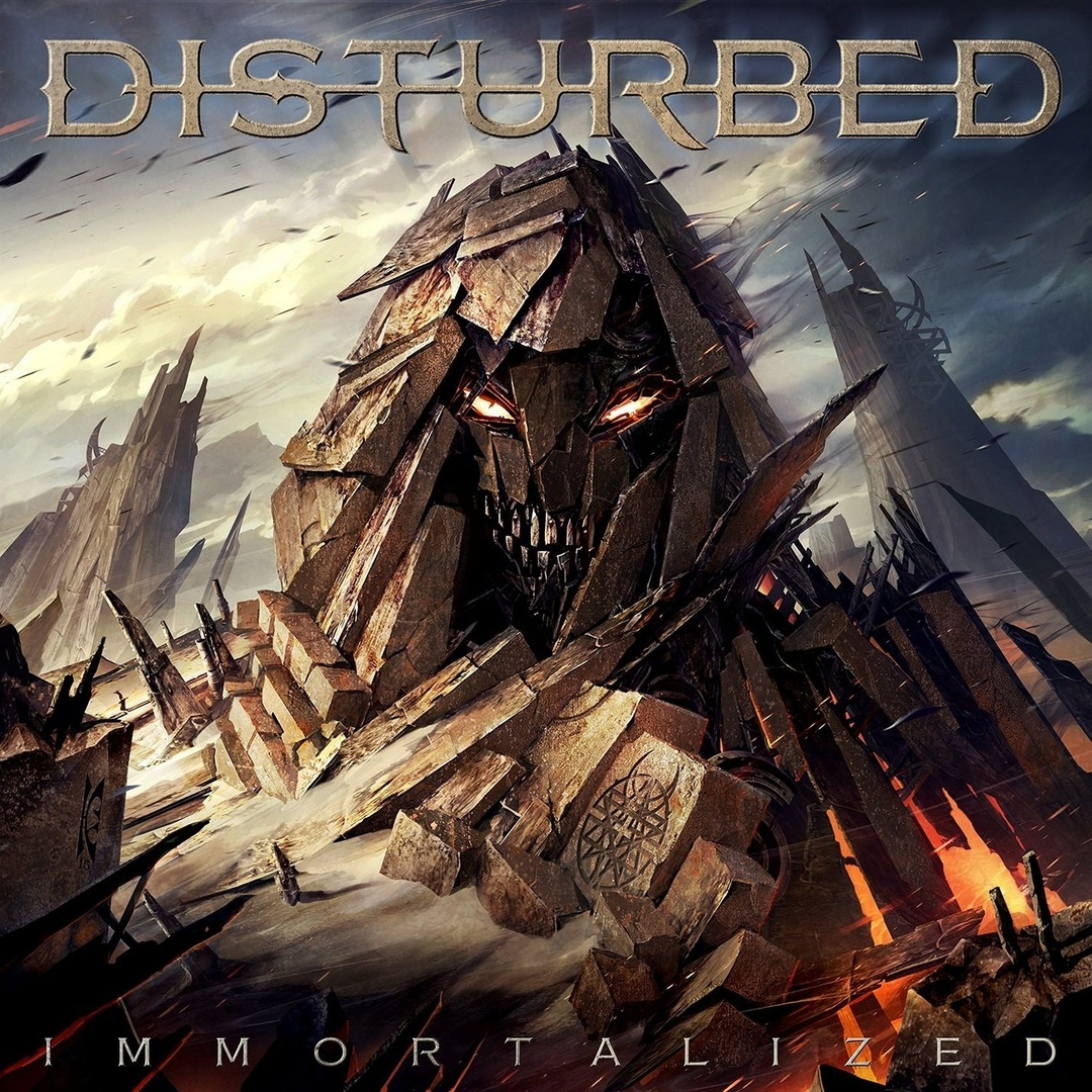 Disturbed - Immortalized (Deluxe Edition)