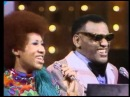 Aretha Franklin Ray Charles -- It Takes Two To Tango Live Midnight Special 1975